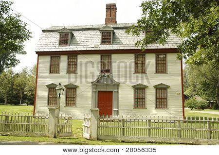 historic village building