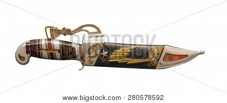 Knife Wooden Handle Image & Photo (Free Trial) | Bigstock