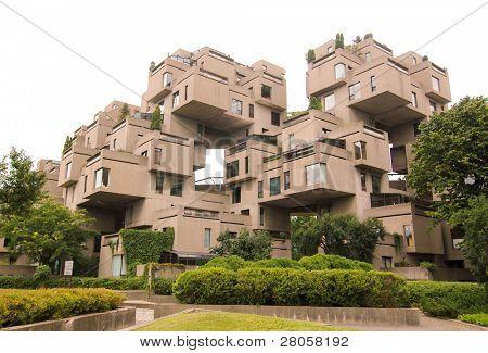 Habitat 67 housing complex