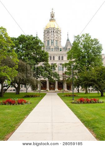 Connecticut State Capitol building