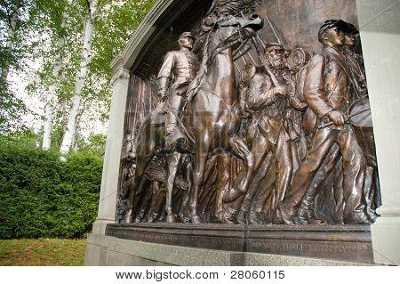 Saint-Gaudens National Historic Site statue