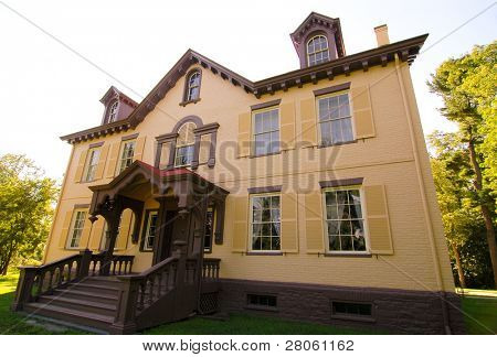 Martin Van Buren National Historic Site house
