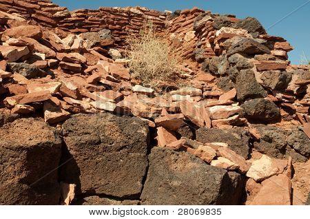 citadel pueblo ruins