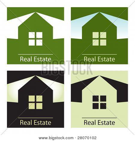 Real estate concept designs.