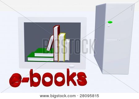 ebooks illustration