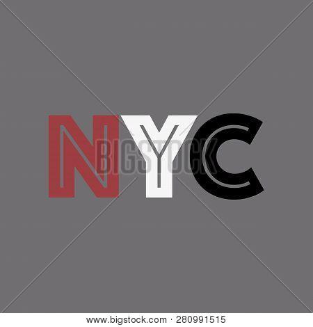 Nyc Sign Inscription