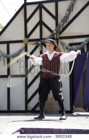 Renaissance Pleasure Faire - Whip Master