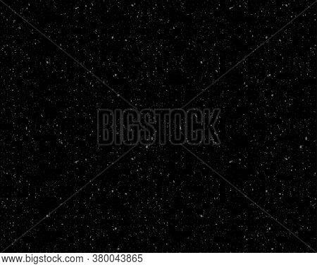Vector Seamless Texture Of Black Kraft Paper Background. Eps 10