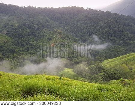 Scenery Around The Sierra Nevada De Santa Marta In Colombia