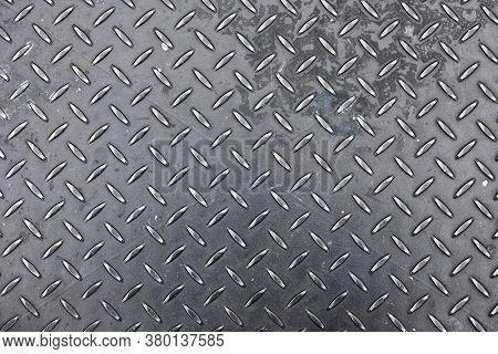 Photo of Metal Groove Background