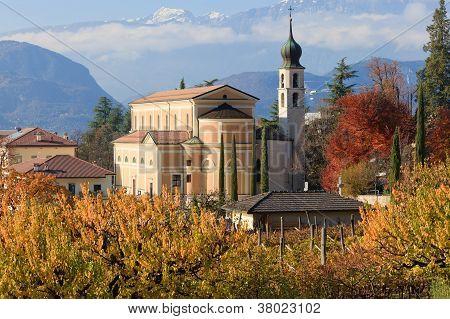 Autumn In Trentino