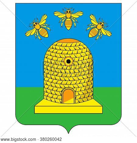 Coat Of Arms Of Tambov Of Russia