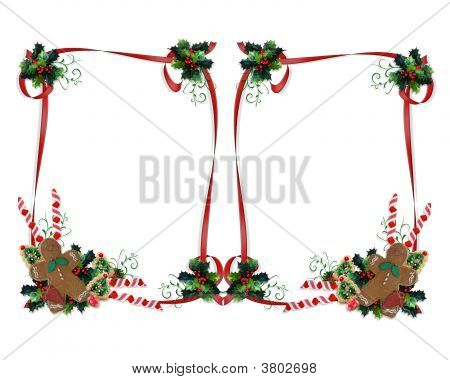 Christmas Treats Frame Double