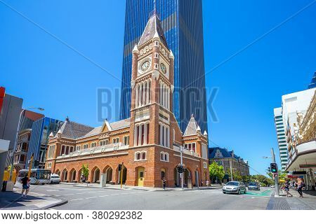Perth Town Hall In Australia Built By Convicts