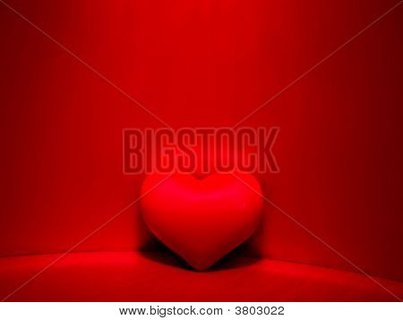 Romantic Red Heart