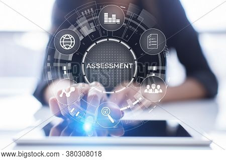 Assessment Analysis Business Analytics Evaluation Measure Technology Concept.