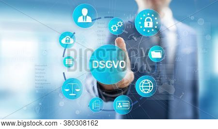Dsgvo, Gdpr General Data Protection Regulation European Law Cyber Security Personal Information Priv