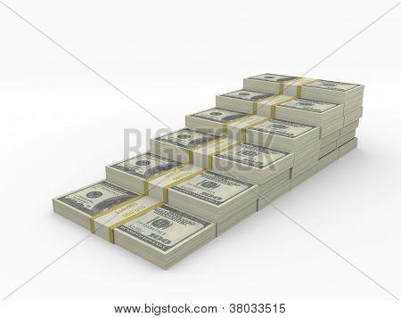 Money Stairs