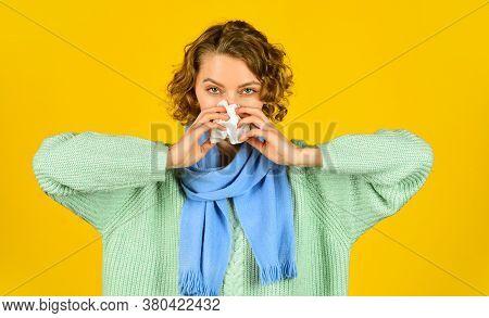 Influenza Infection. Sinusitis Treatment. Sinusitis Diagnostics. Inflammation Of Nasal Sinus. Runny