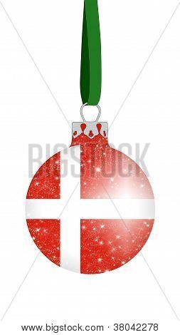 Christmas ball - Denmark