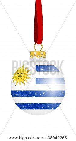Christmas ball - Uruguay