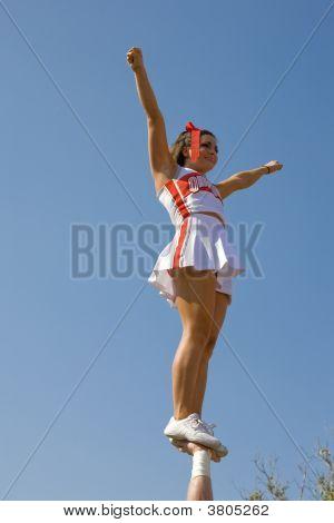 Osu Cheerleader