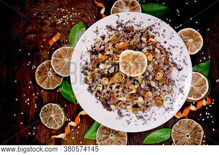 Muesli With Lime