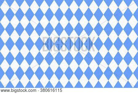 Oktoberfest Background. Geometric Seamless Pattern. Background For Oktoberfest Banner, Poster, Flyer