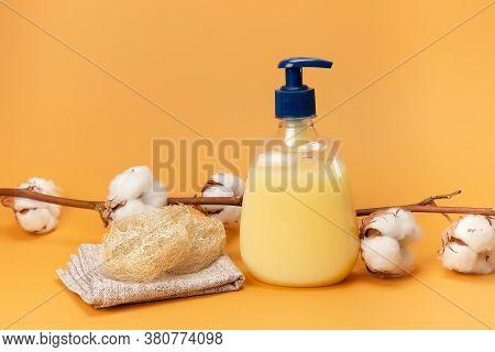 Shampoo, Liquid Soap, Aromatic Bath Salt And Other Toiletry.