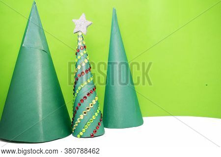 Christmas Tree With Your Own Hands Step By Step Ready Made Option