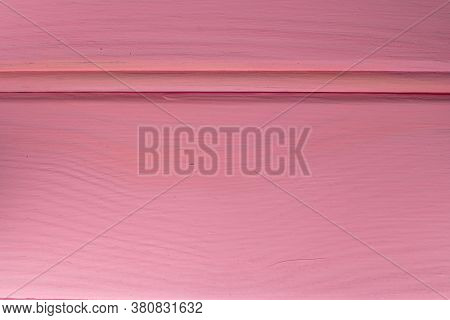 Pink Pine Wood Texture Or Wood Background. Wood For Interior Exterior Decoration And Industrial Cons