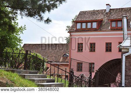Belarus, Minsk. The Historical Center Of Minsk. Sights Of Minsk. Streets Of Minsk. Favorite Places O