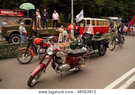 old retro bikes