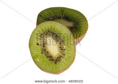 猕猴桃一半