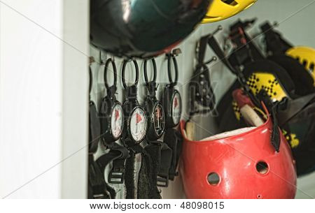 Skydiving Equipment