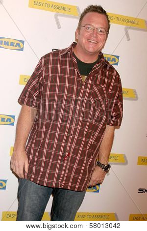 Tom Arnold  at the Launch Party for Ikea's 'Easy To Assemble' Web Series. Architecture and Design Museum, Los Angeles, CA. 09-18-08