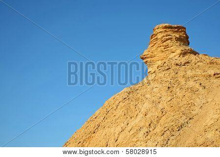 Camel Head Rock Close Up