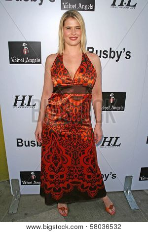 Kristy Swanson  at