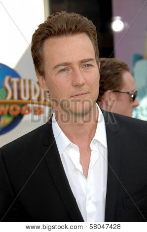 Edward Norton  at the World Premiere of