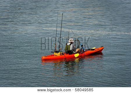 Kayak Fishing