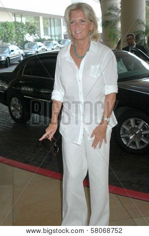 Meredith Baxter  at the Hallmark Channel presentation during the 2008 Television Critics Association Press Tour. Beverly Hilton Hotel, Beverly Hills, CA. 07-08-08