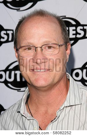 David Cowgill  at the Premiere Screening of
