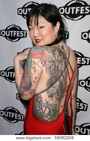 Margaret Cho  at the Premiere Screening of