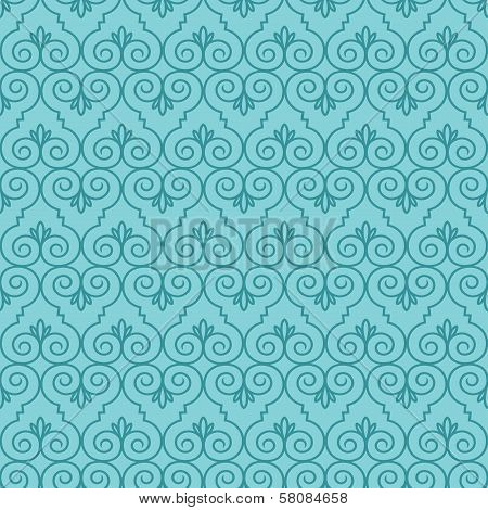 Seamless Swirl Pattern two