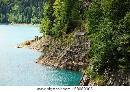 Sauris Lake