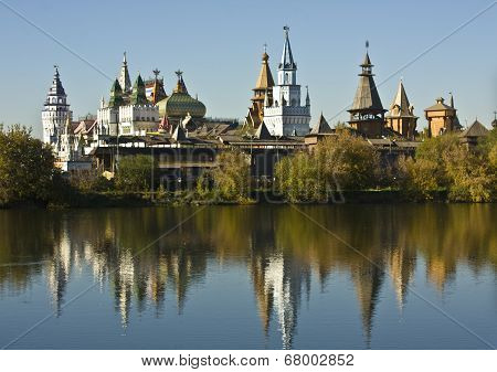 Moscow, Vernisage Izmaylovo