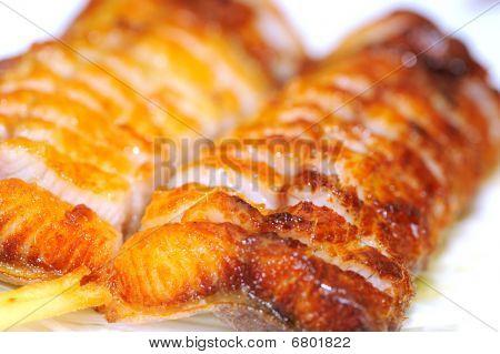 Broiled Eel Fillet