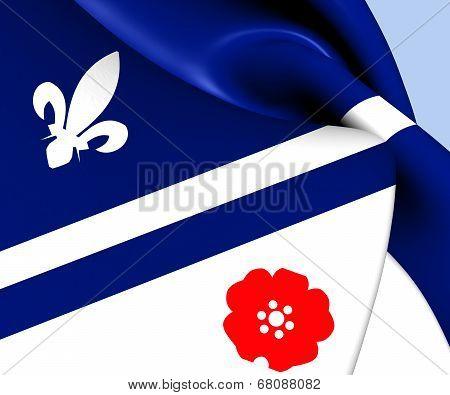 Flag Of Franco Albertains