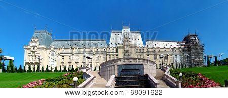 Iasi Palace Of Culture