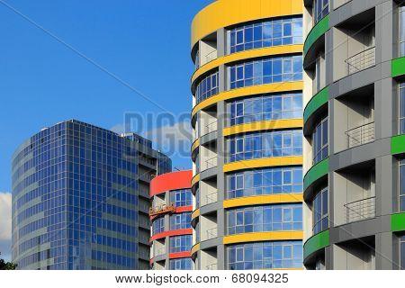 Modern Commercial Buildings